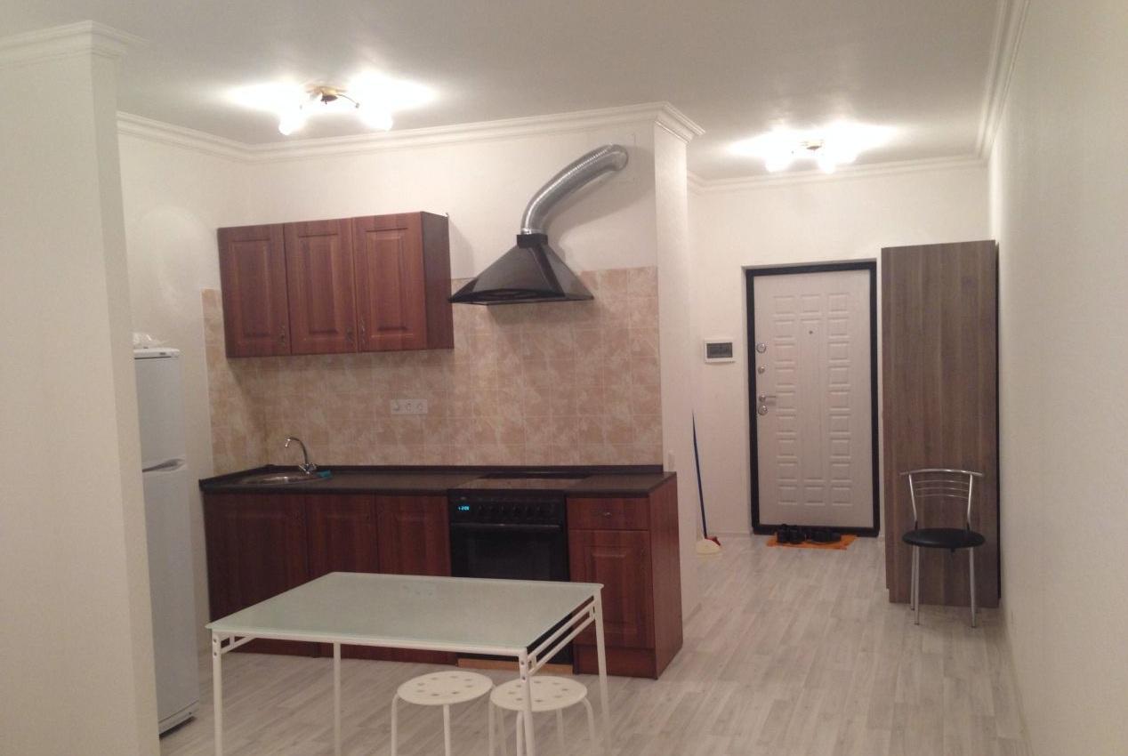 1-к квартира   Краснодар, Севастопольская, р-н ЦМР, 32 фото - 1