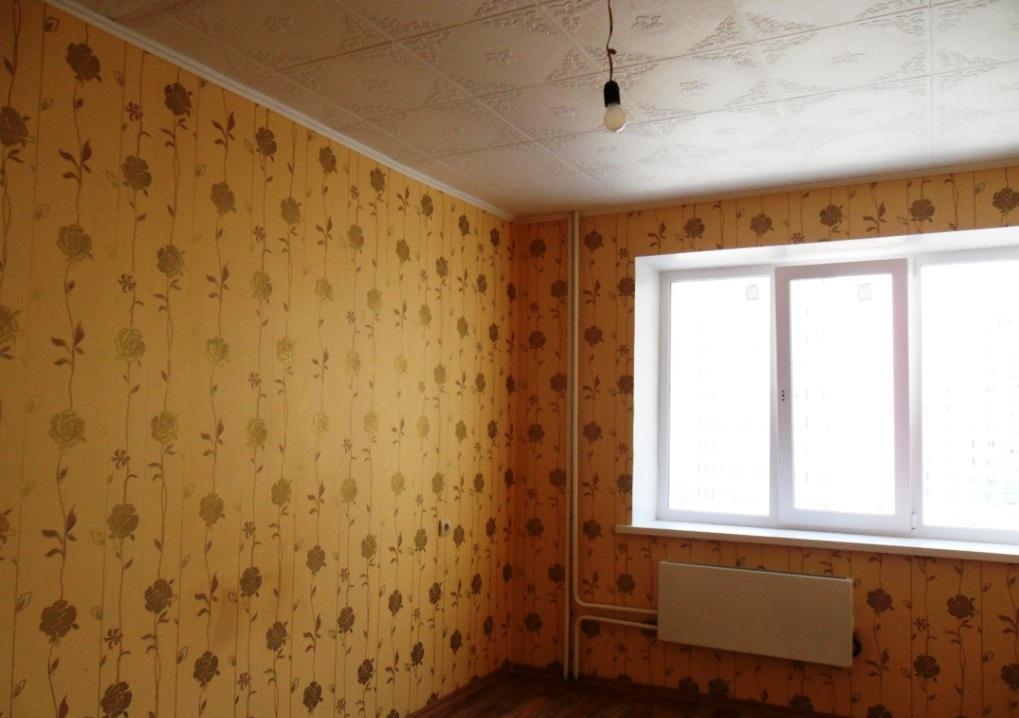 Фото квартир с обычным ремонтом без мебели