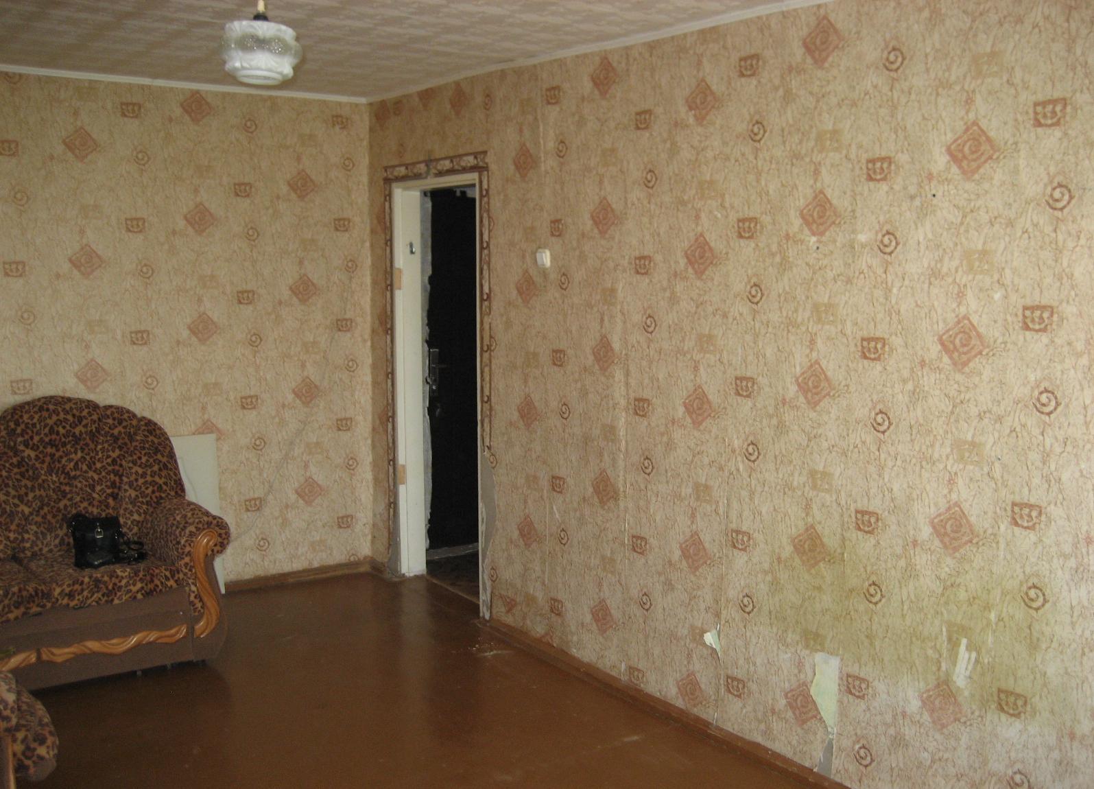 Квартиры требующие ремонта