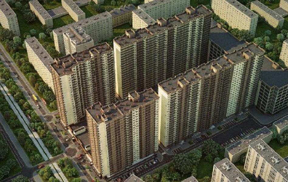 фото-2 3-к квартира 85 кв.м. в Краснодаре ЖК на Магистральной цена 3250 т.р.