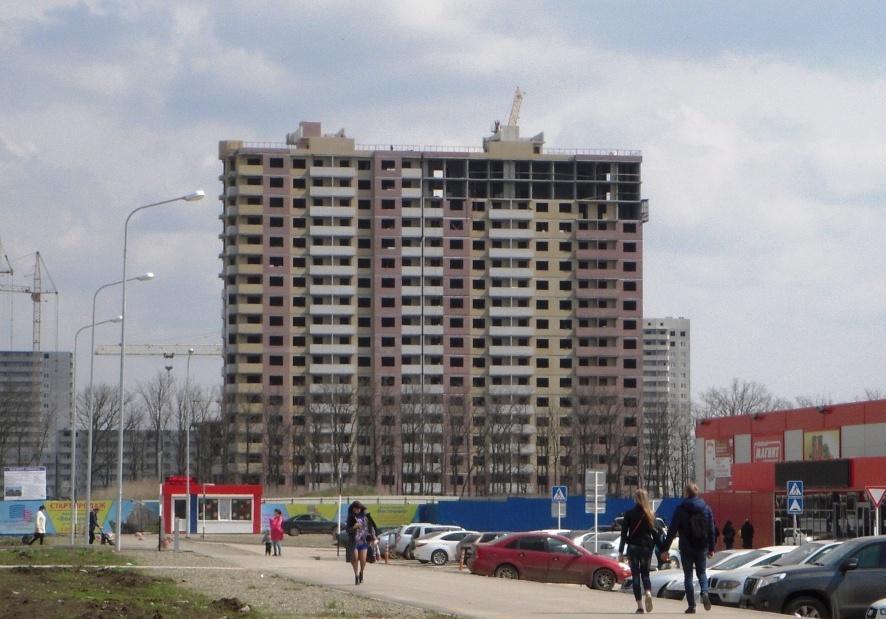 Мкр. Восточно-Кругликовский, литер 10 Краснодар | фото - 1