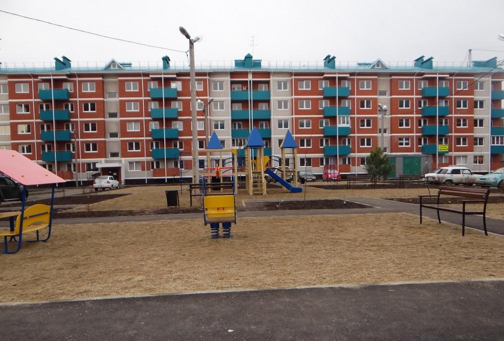 ЖК Прогресс литер 2,4 Краснодар | фото - 1