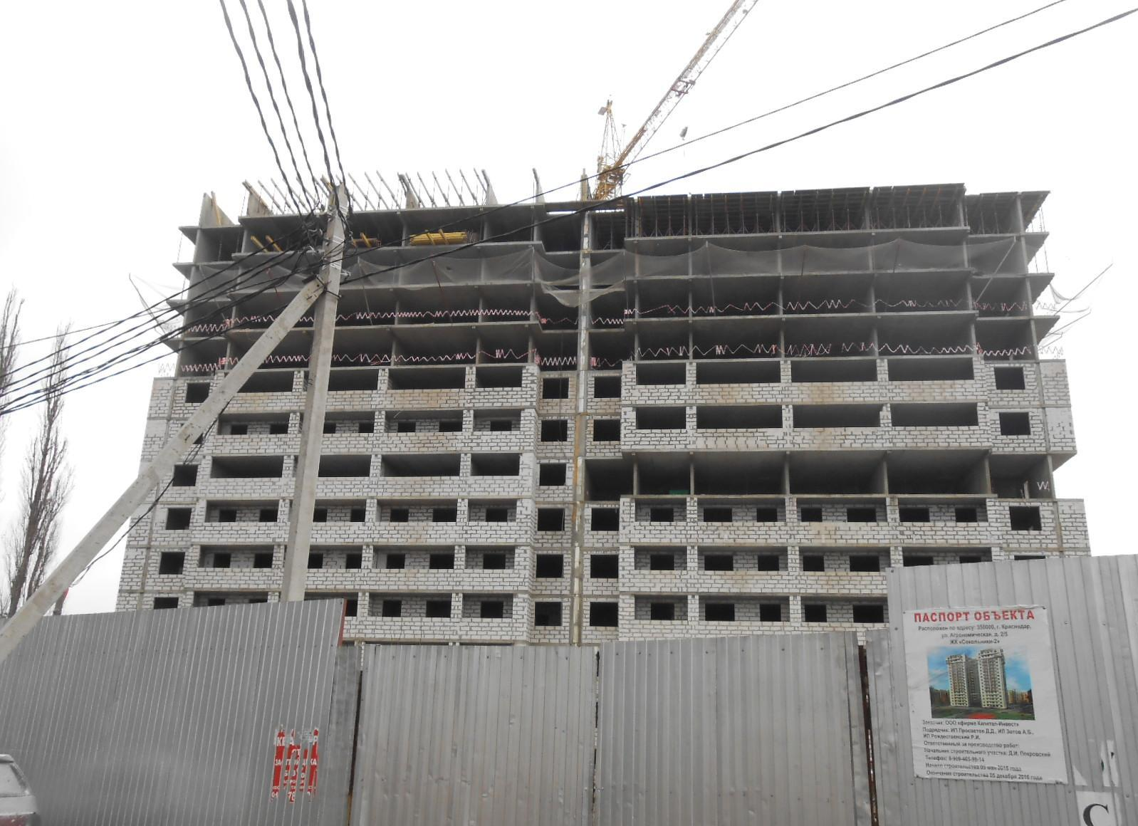 ЖК Арена Парк Краснодар | фото - 4