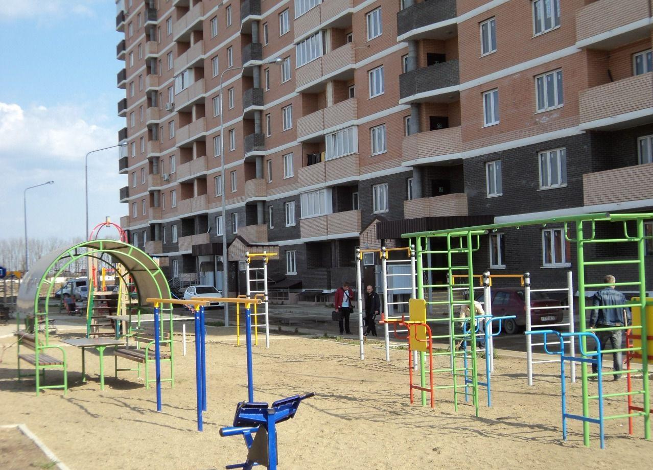 ЖК Домбайская, 12 Краснодар | фото - 1