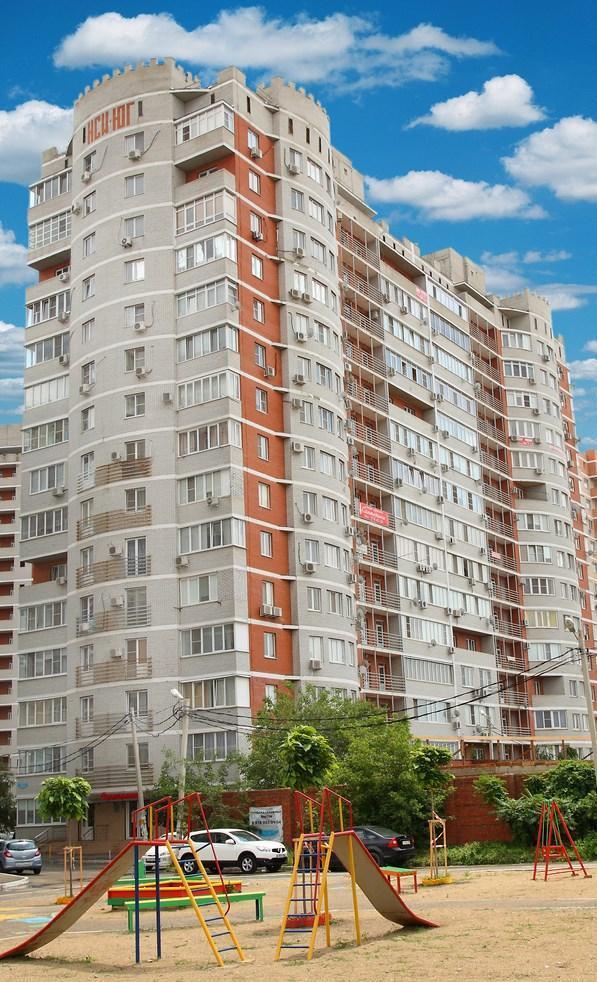 ЖК Гаражная, 71, литер 2 Краснодар | фото - 1