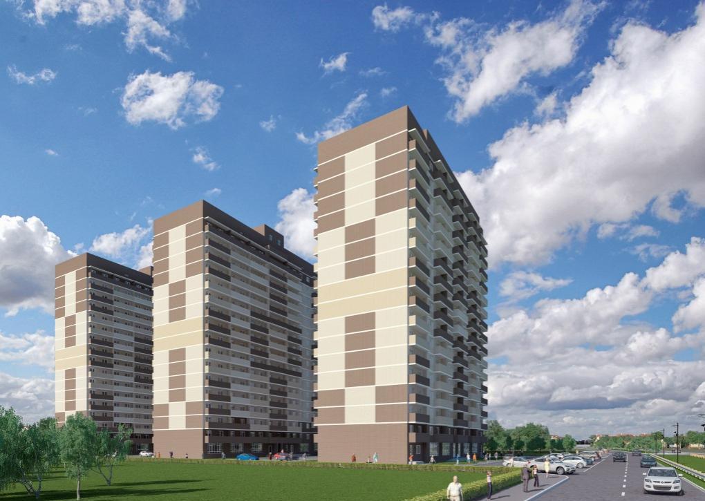 ЖК Московская, 131 Краснодар | фото - 1