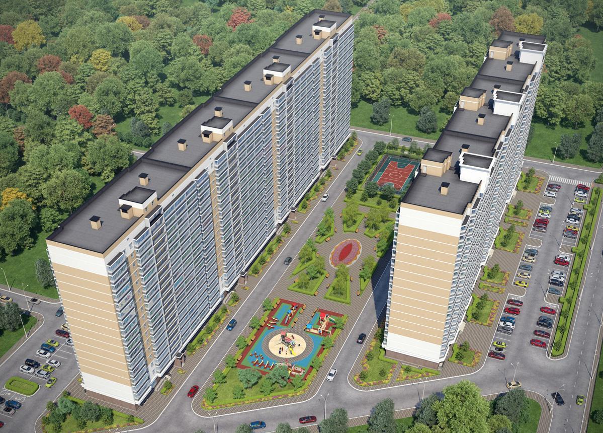 ЖК Московская, 144 Краснодар | фото - 1