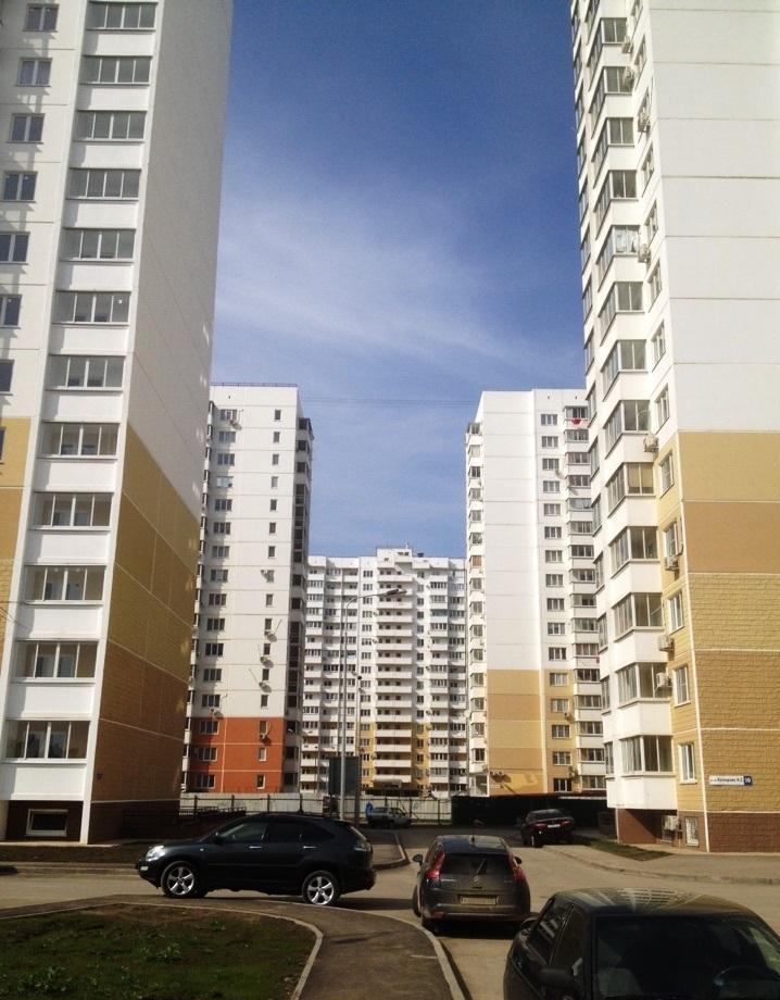ЖК Московский, кв-л Ниагара, литер 4 Краснодар | фото - 1