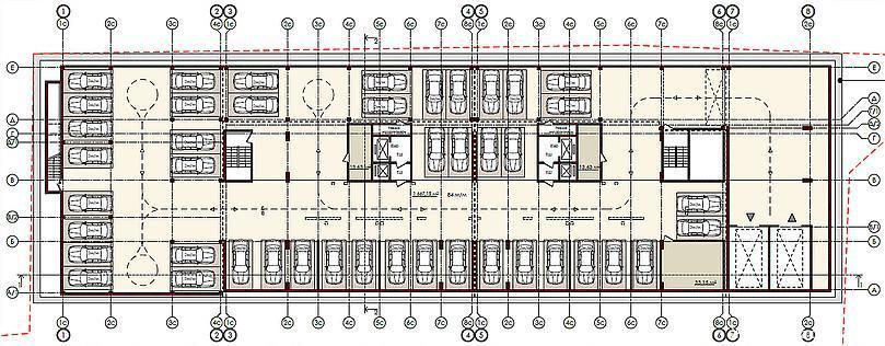 Планировки ЖК На Красной Краснодар | план - 3