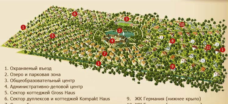 ЖК Немецкая деревня Краснодар | фото - 4