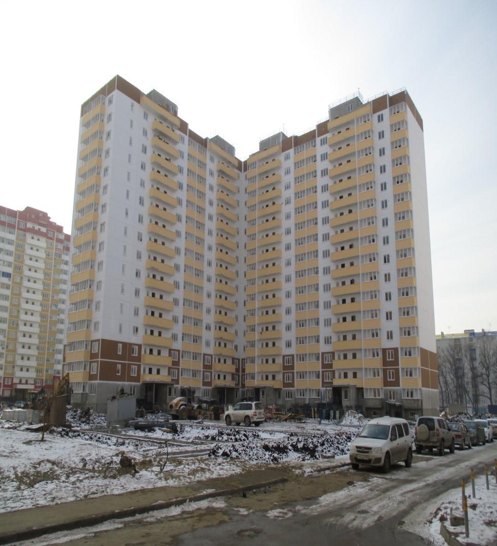 ЖК Писателя Знаменского, литер 13 Краснодар | фото - 1