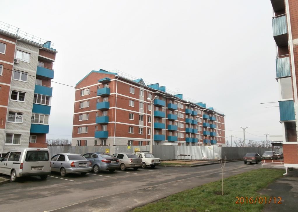 ЖК Прогресс, литер 2.6 Краснодар | фото - 1