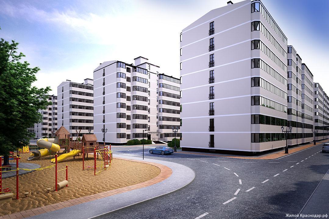 Планировки ЖК Сити Краснодар | план - 2