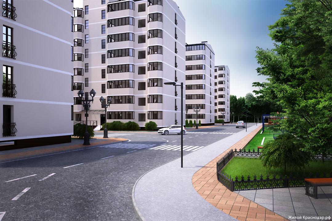Планировки ЖК Сити Краснодар | план - 3