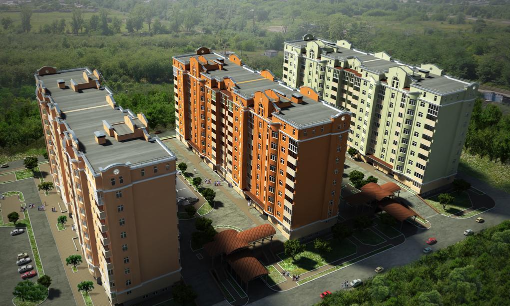 ЖК Вдохновение Краснодар | фото - 1