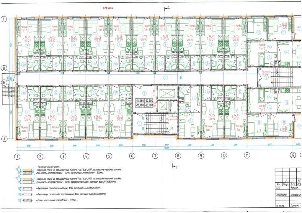 Планировки ЖК Венский Дом Краснодар | план - 2