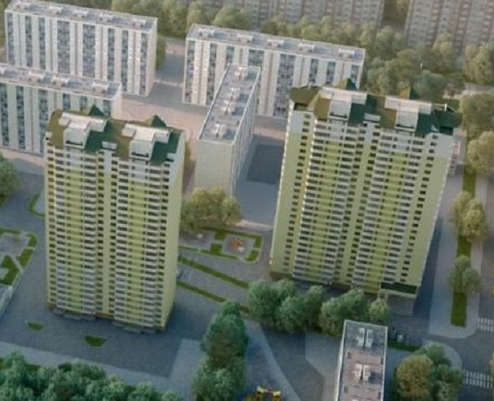 ЖК Янтарь Краснодар | фото - 1