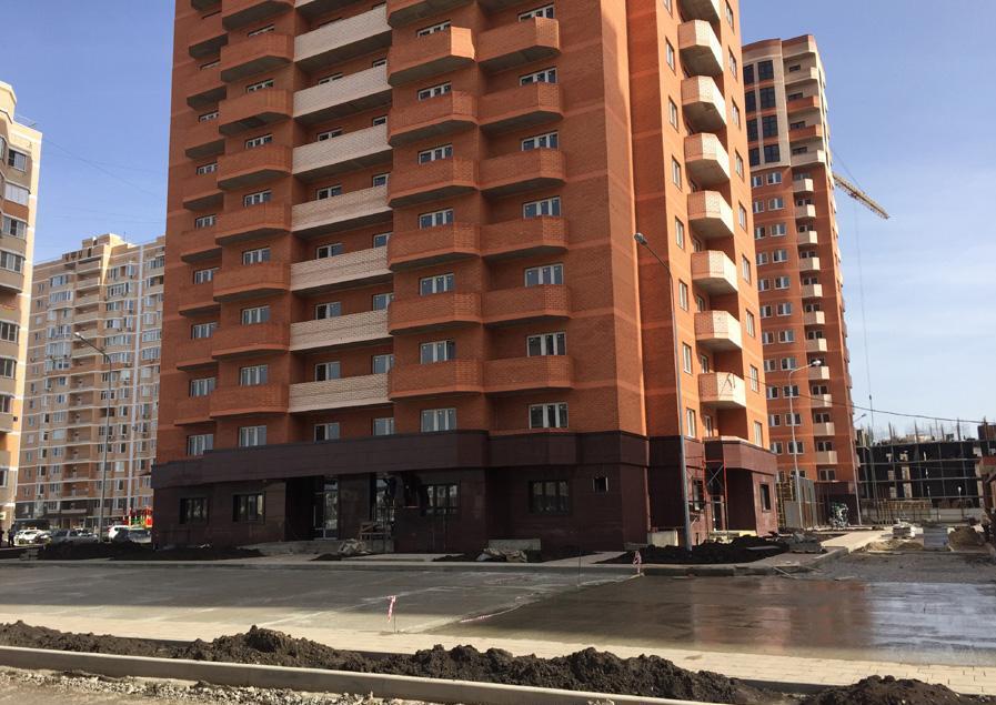 ЖК Янтарный-3 Краснодар | фото - 5