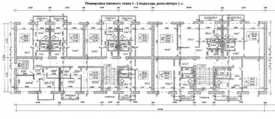 Планировки ЖК Западный город Краснодар | план - 1