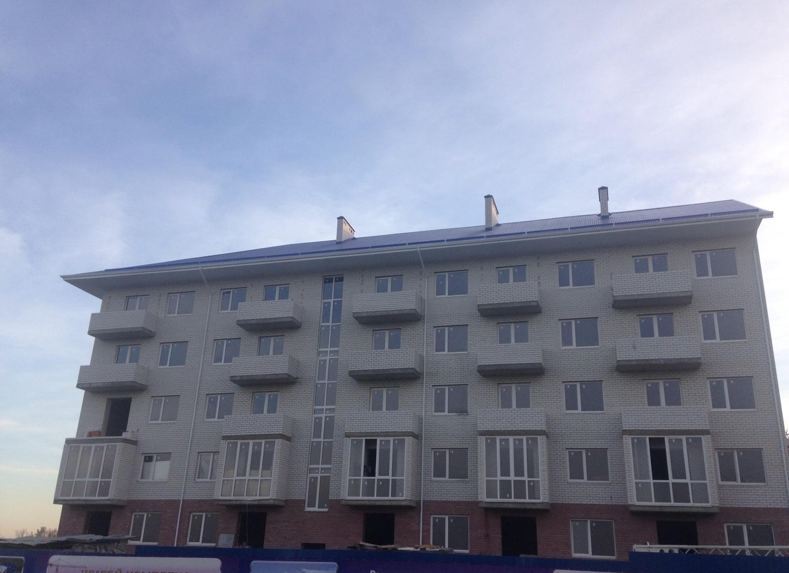 ЖСК Новый Город Краснодар | фото - 2