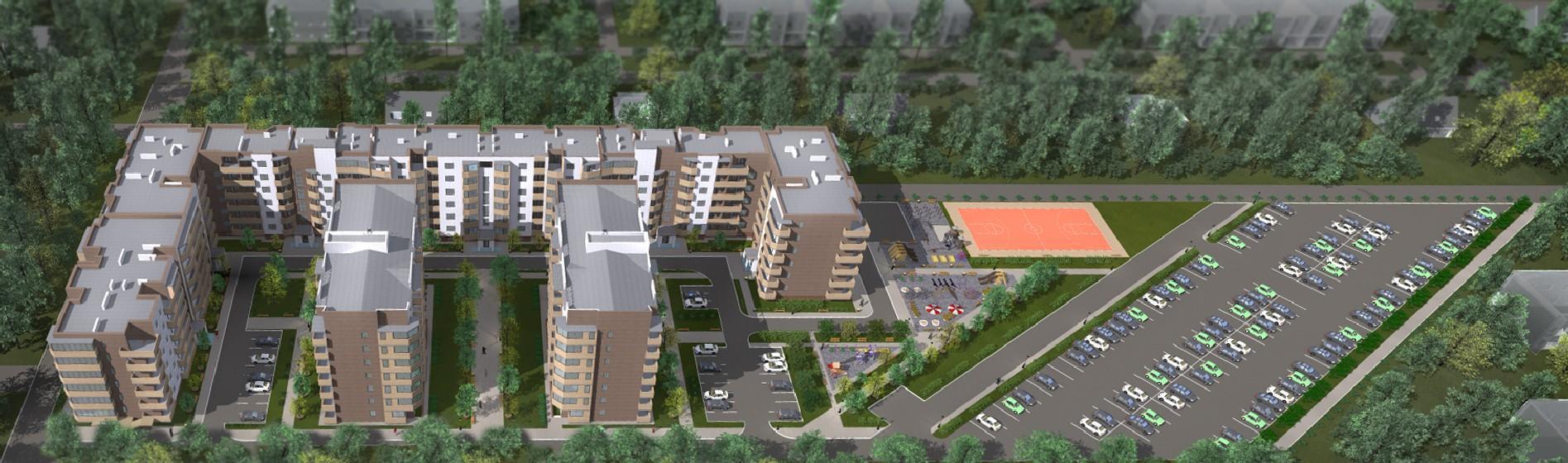 ЖСК Новый Квартал Краснодар | фото - 1